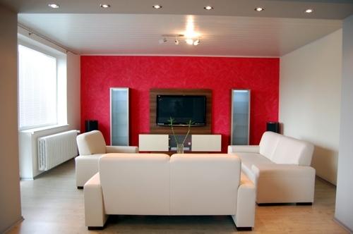 Goldys: Obývací stěny